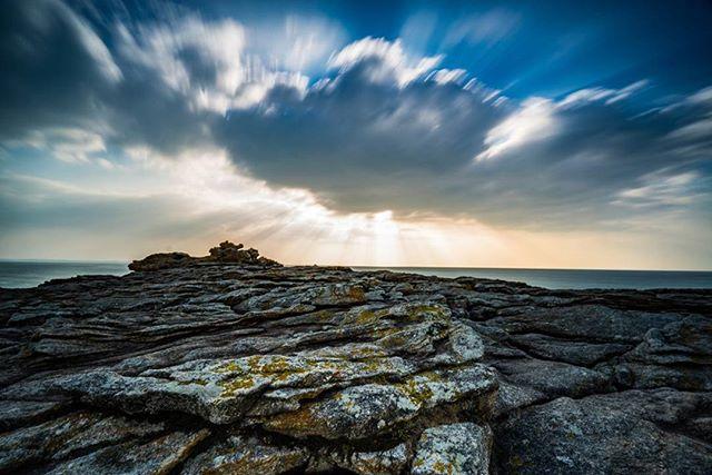 The resulting shot from yesterday's #BTS shot by @tom_lichtenwalter #cityscape #photooftheday #exposure #capture #moment #photodaily #photogram #landscape #landmark #focus #photog #travel #explore #adventure #art #picoftheday #photography #camera #lens #potd #quiberon #france #longexposure