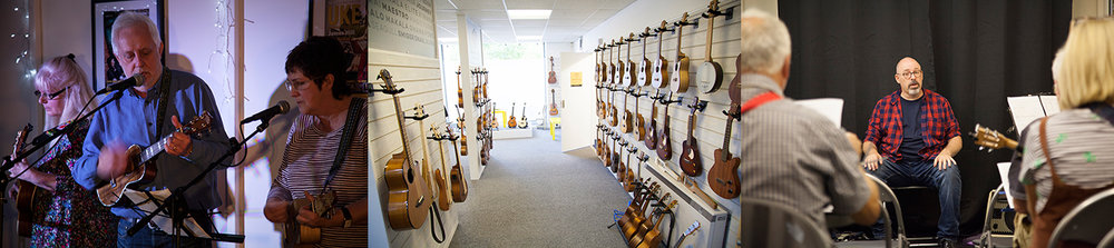 World of Ukes is a specialist ukulele retailer with a huge stock of quality instruments, in store and online