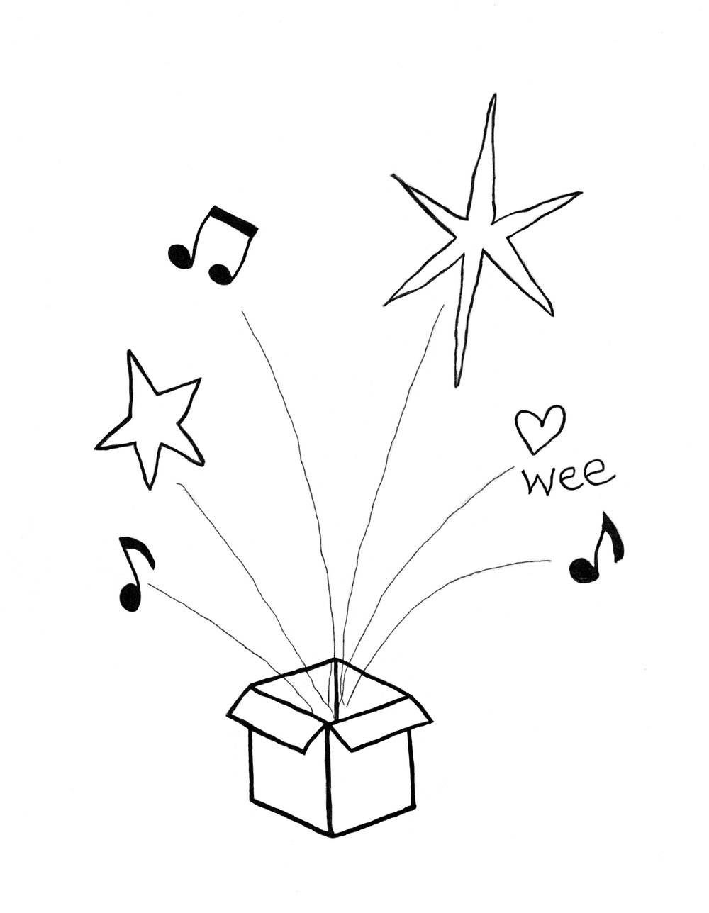 """weeDecember 21-23, 2017 - Levine Jewish Community Center of CharlotteLife's greatest gifts can come in the smallest packages. Take time to enjoy a moment with your smallest, and together, experience a story about being little-- What does a """"wee"""" one have to give?"""