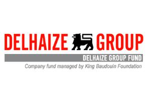 Project gerealiseerd met de steun van het Fonds Delhaize Group, ter bevordering van de sociale cohesie in lokale gemeenschappen, beheerd door de Koning Boudewijnstichting
