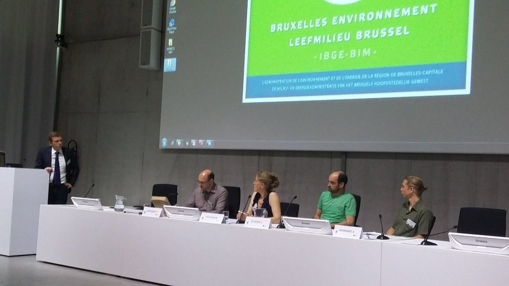ACR+ event at Brussels Environment