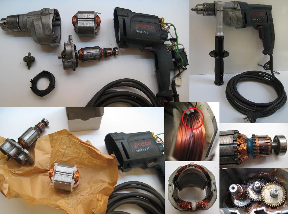 Bosch - GBM13 HRE