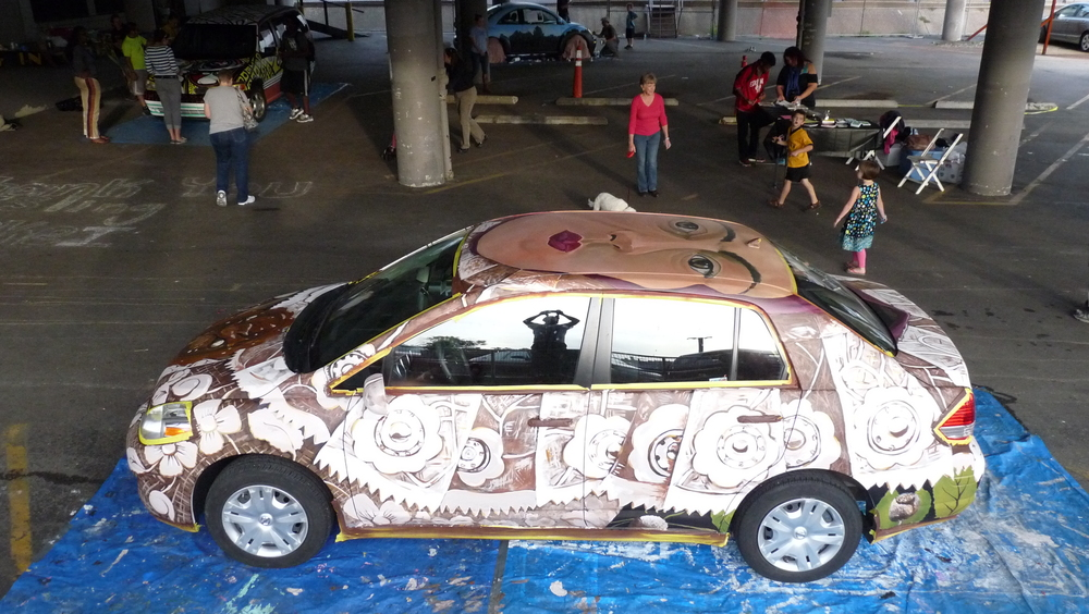 ArtCar, 2012