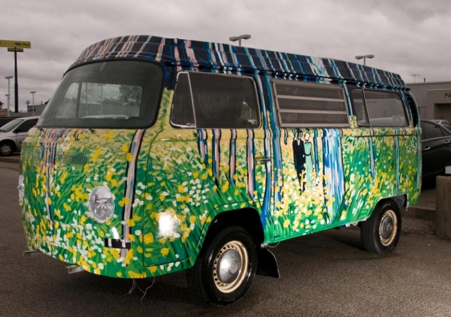 ArtWorks ArtCars, 2011