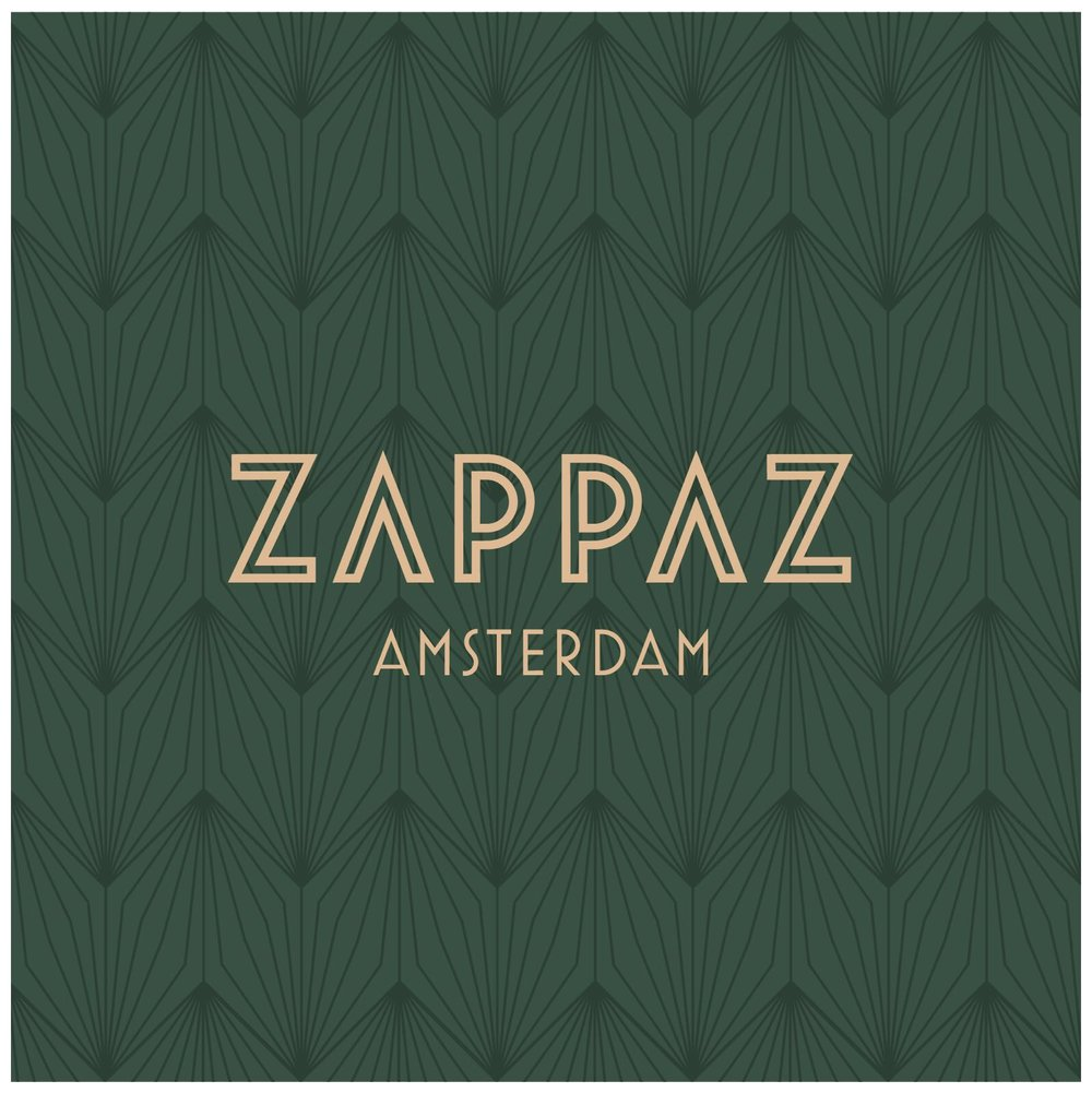 Currently working on the interior & concept design of the Zappaz Lounge & Cocktail bar at Amsterdam IJdock.   Opening soon 2017