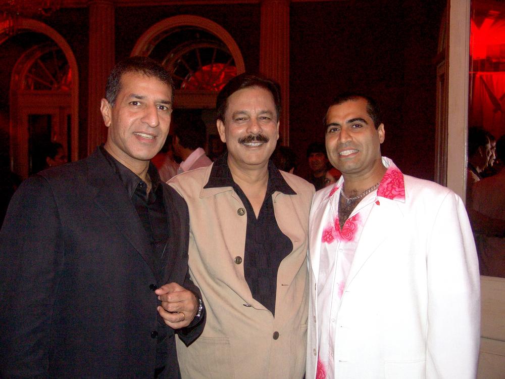 Rajan Mittal, Subrato Roy, Shailendra Singh