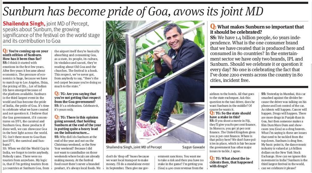 Pride of Goa