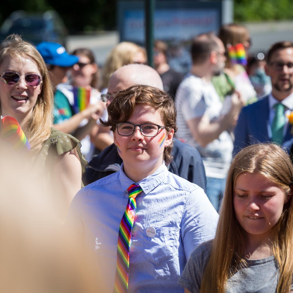 Oslo Pride Parade 2015
