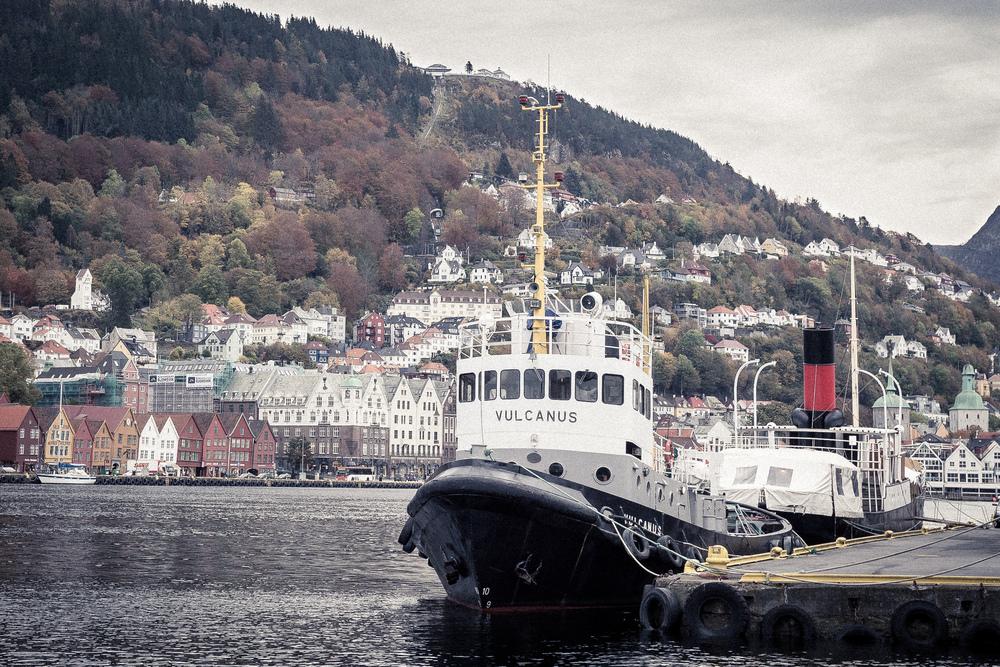 Tugboat Vulcanus