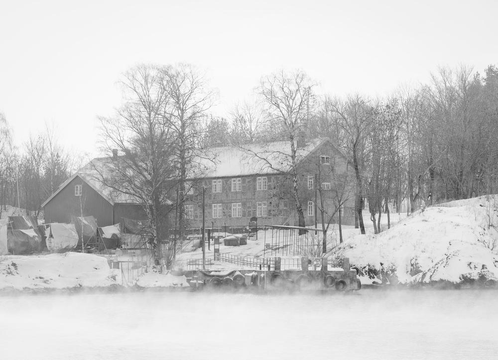 Lavetthuset at Hovedøya