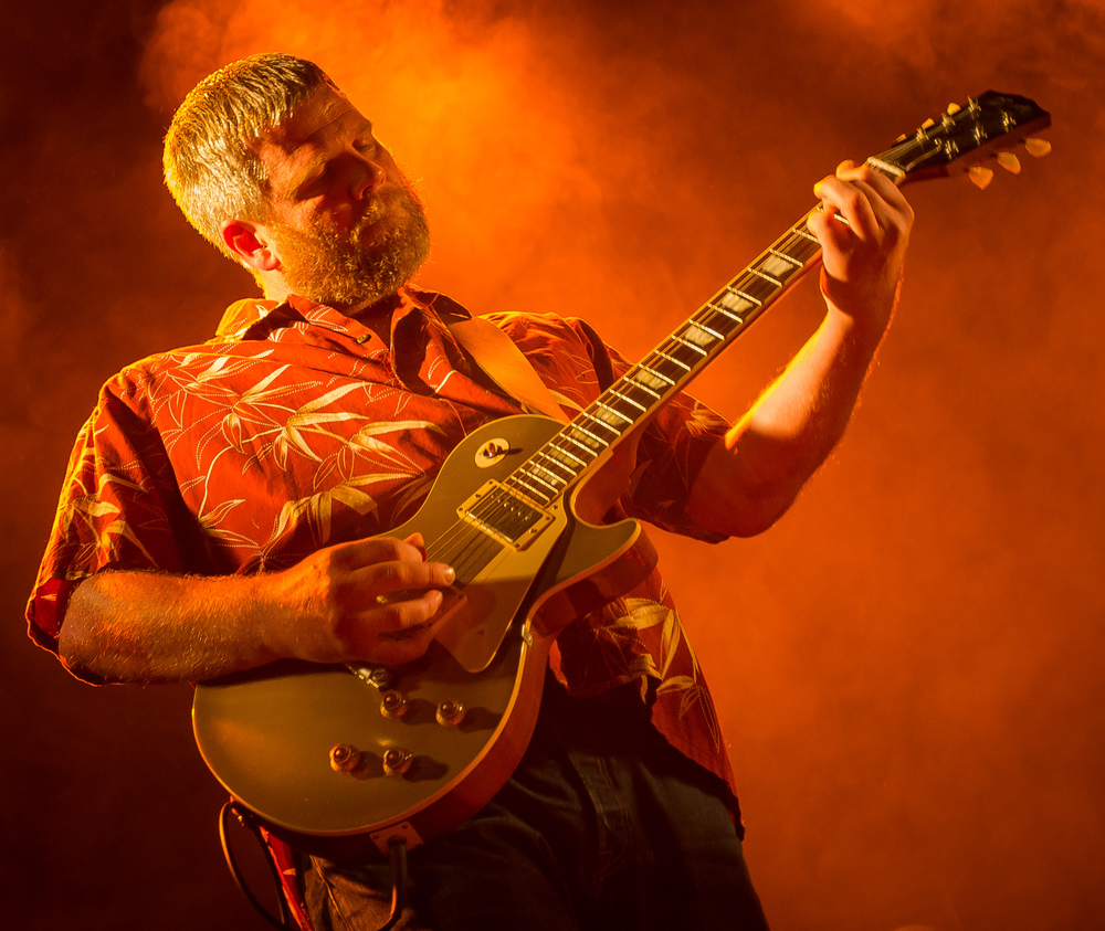 Guitarist Viggo Krüger