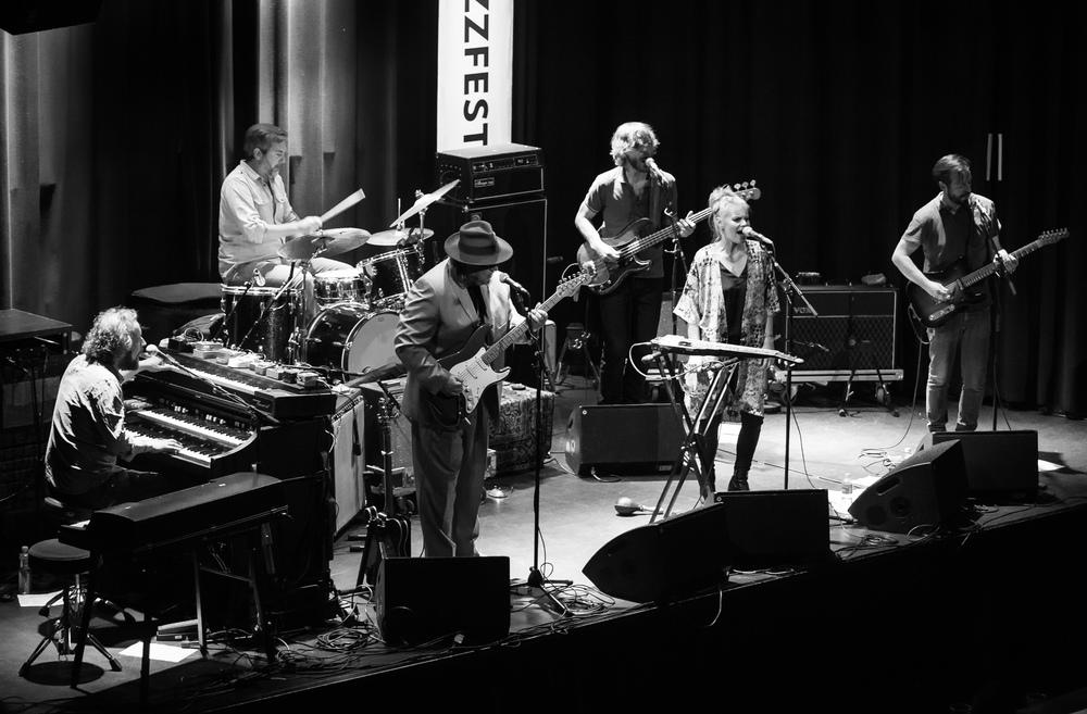 Knut Reiersrud Band at Cosmopolite in 2015