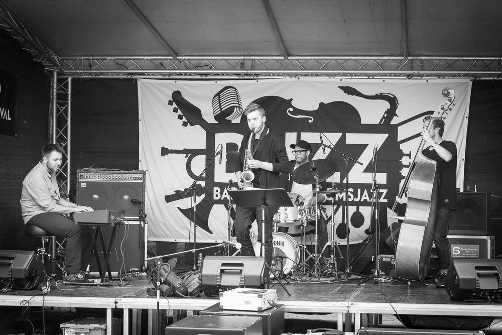 Maciej Kadzielas Quartet
