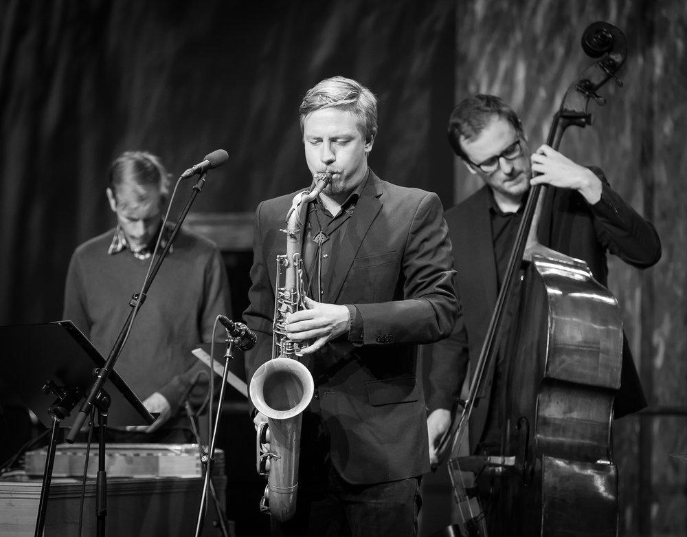 Lars Henrik Johansen,Håkon Kornstad and Per Zanussi