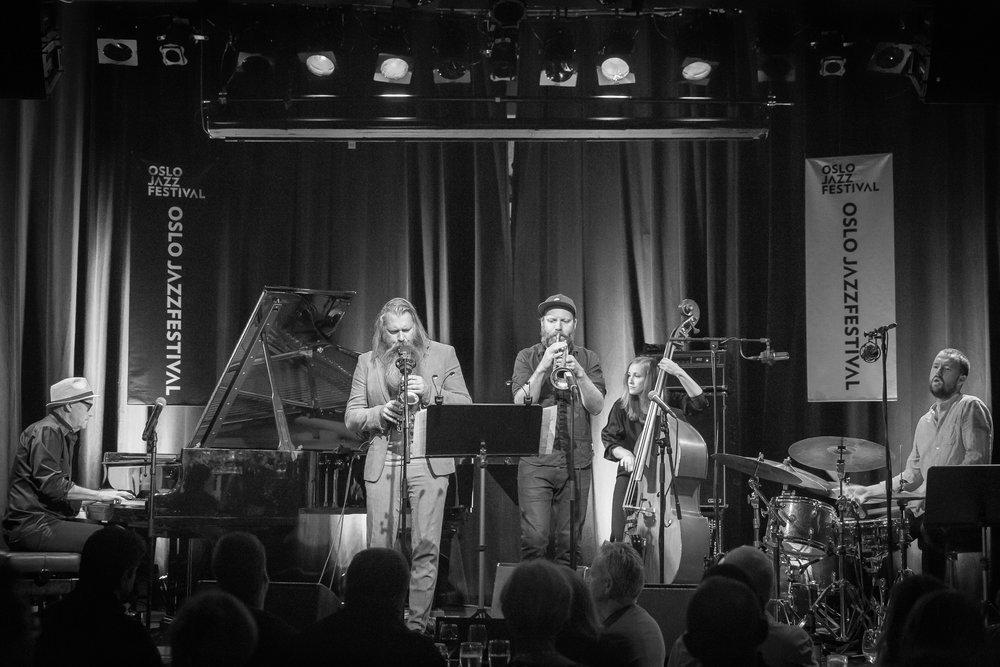 Oslo Jazz Festival Orchestra 2016