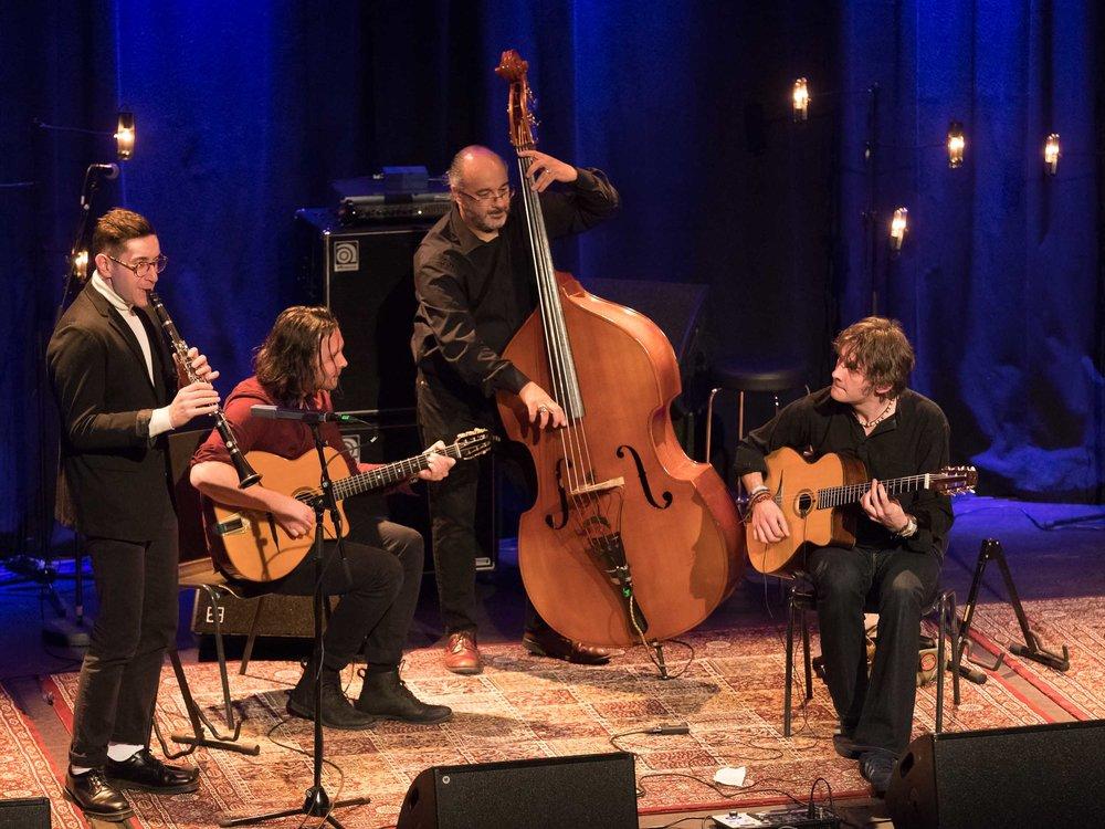 Remi Harris Trio and Giacomo Smith