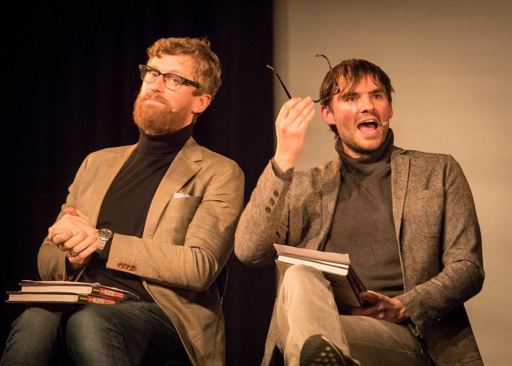 Odd-Magnus Williamson and Henrik Thodesen