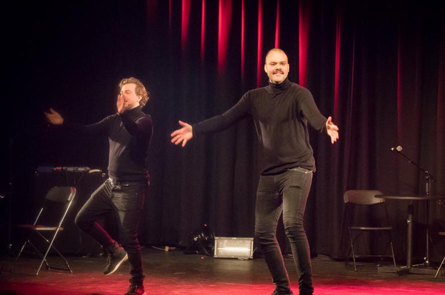 Martin Beyer-Olsen and Lars Berrum