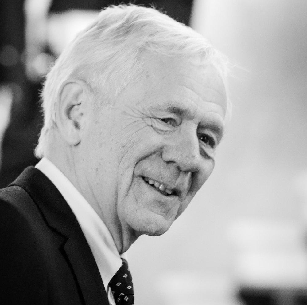 Victor Normann, professor at Norwegian School of Economics