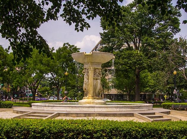 Dupont Circle, Washington D.C.