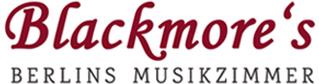 Blackmore´s - Berlins Musikzimmer