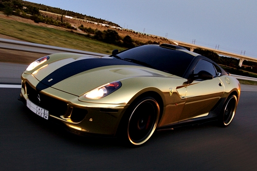 johnny-escobar :     Ferrari 599