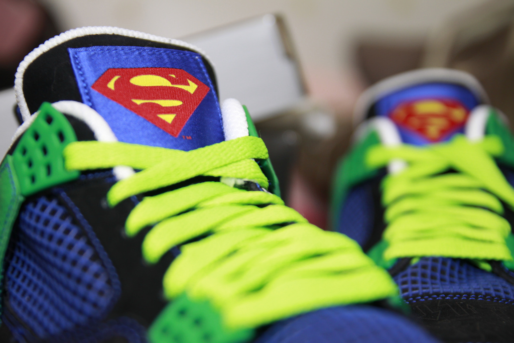 justjordans :     Superman (DB 4s)     By  yeepee_a