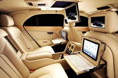 johnny-escobar :      Bentley Mulsanne Executive Edition