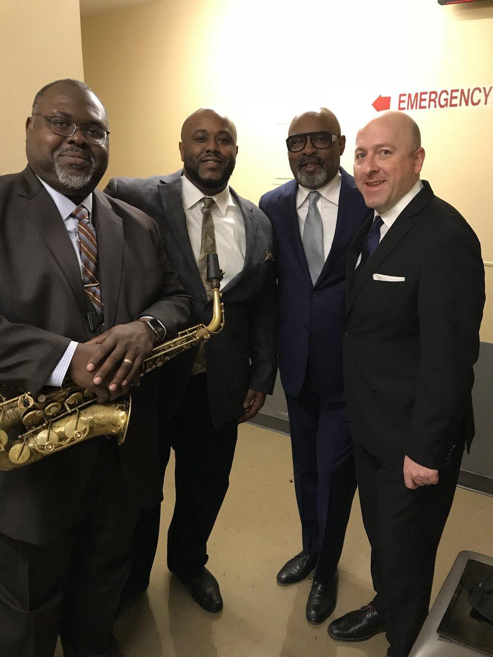 The Quartet Boston Scullars