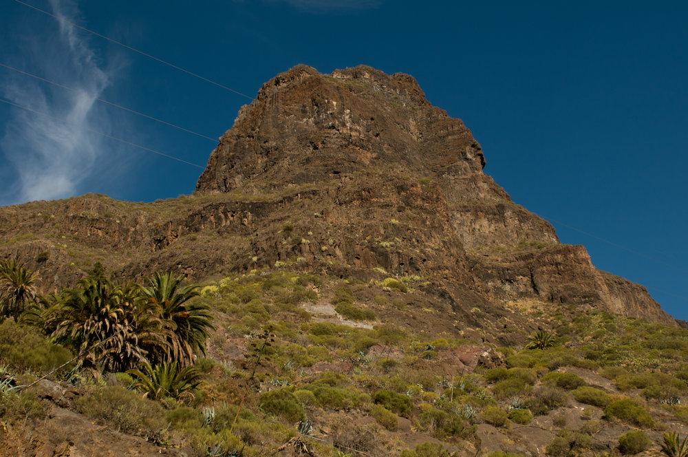 Masca hill