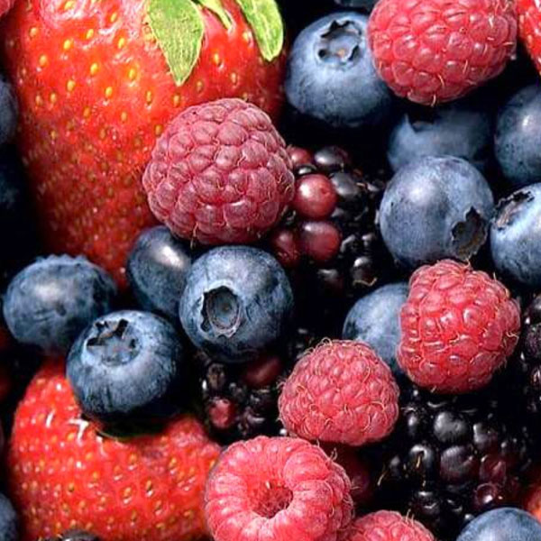 berries | Top 5 teeth staining food and drinks | hamilton dentist