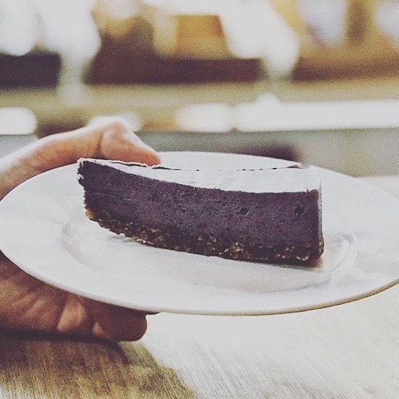 GRATIFY VEGAN CHEEZECAKE   Hello sweet comfort ( & sustainable energy) with a masterfully crated desert chock-full of plant based protein, healthy fats, fiber, antioxidants, vitamins, and minerals.