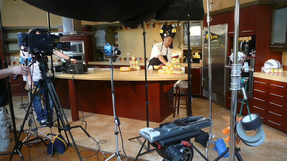 Kitchen Filming-Cooking Show- Corporate Film Space.JPG
