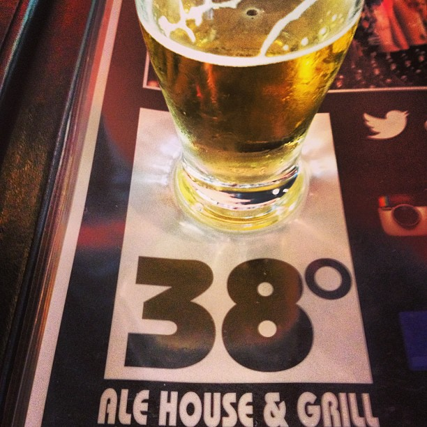 Day drinking like its my job, because today, it's my job. @38degreesla #alhambra