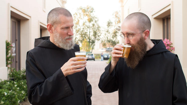 Brothers of the Norcia Monastery