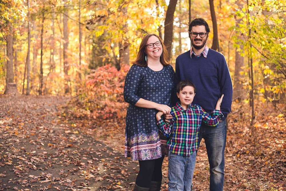 The Cochran family - Church Planters in England