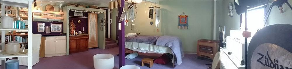 McKinleyville CA Healing Space