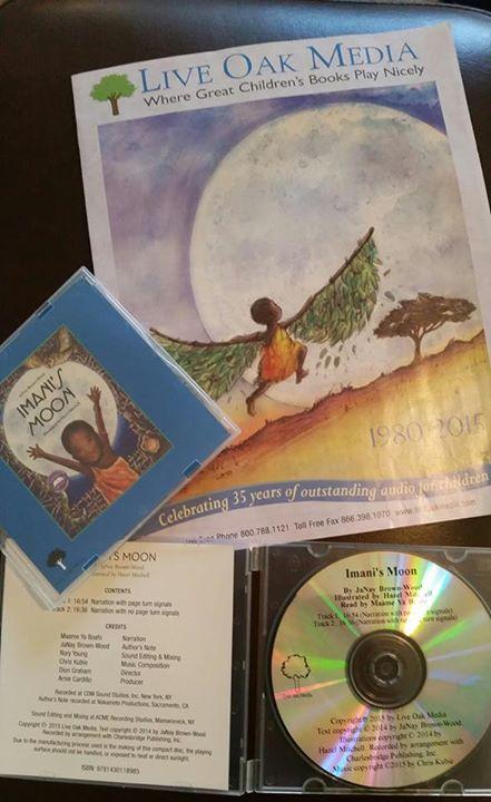 Imani's Moon Audiobook.