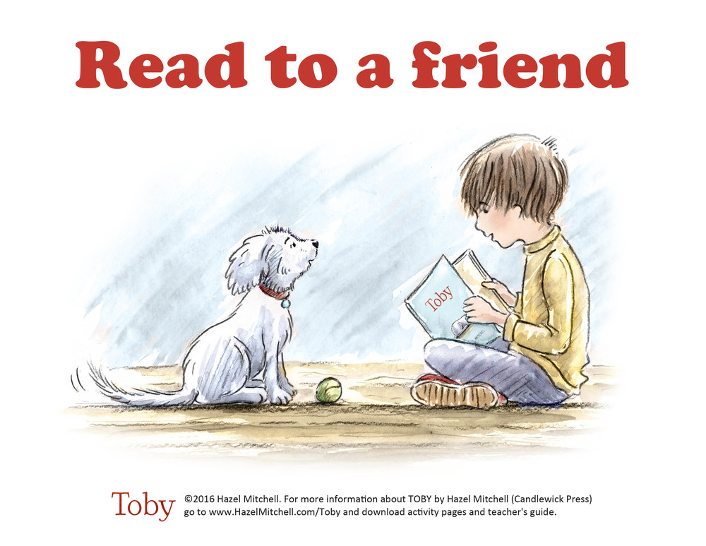 Read to a friend