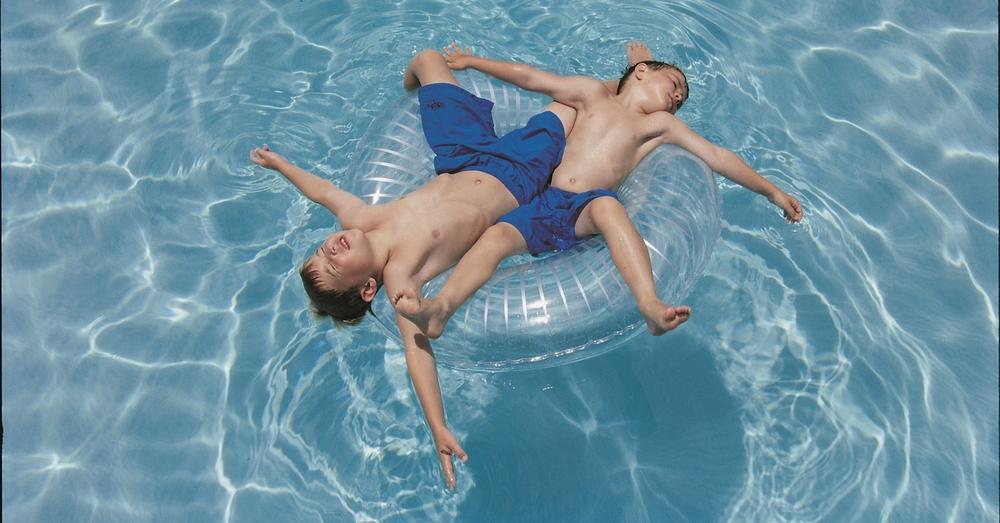 Making Love In Pool