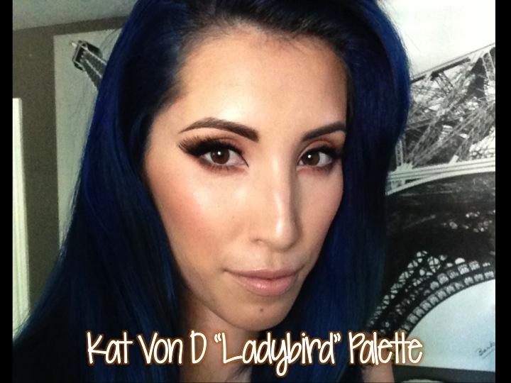 Kat Von D Ladybird Palette