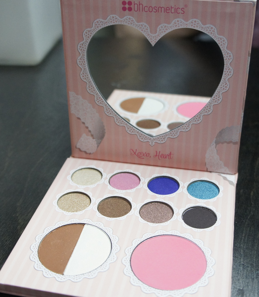 BH Cosmetics That's Heart Palette