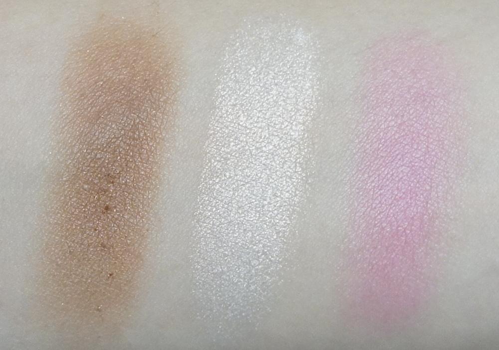 BH Cosmetics - That's Heart Palette - Bronzer, Highlight, Blush