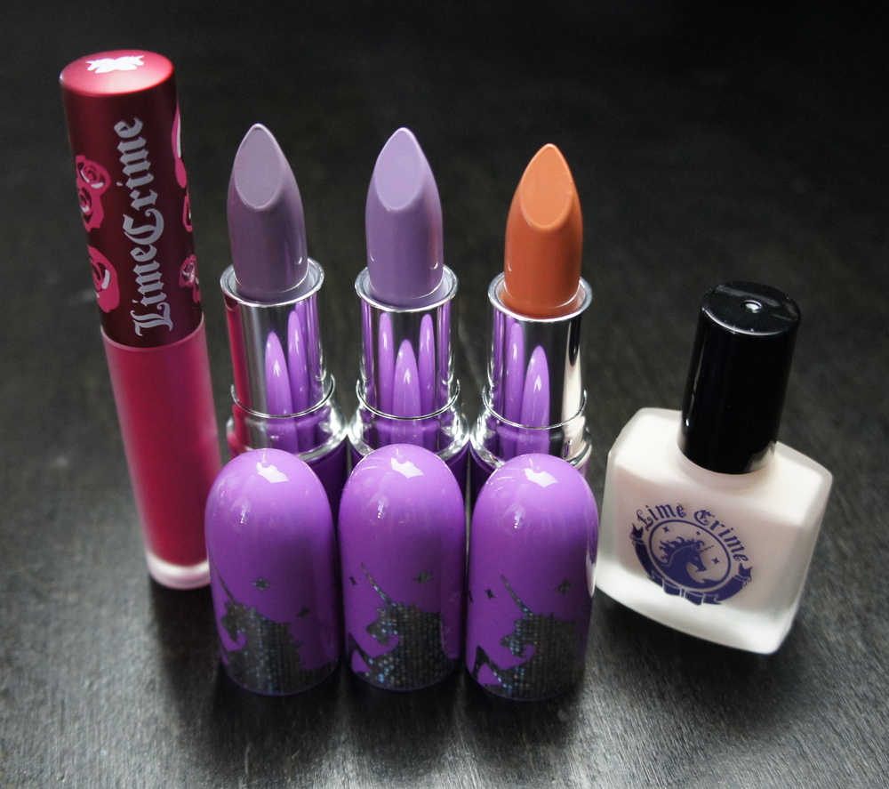 Lime Crime Products