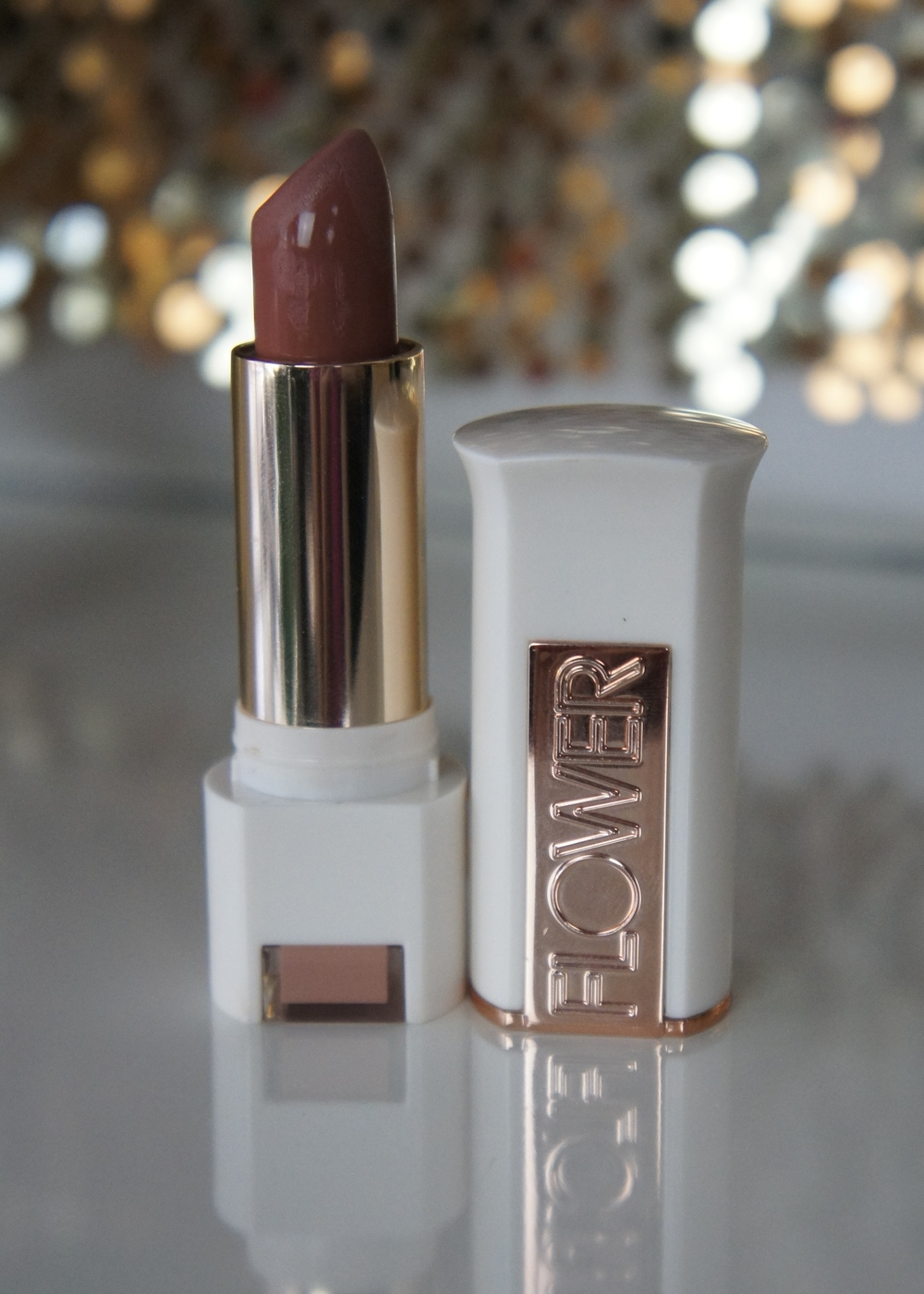"FLOWER ""Kiss Stick Velvet Lip Color"" - LS1 Set Me Freesia"