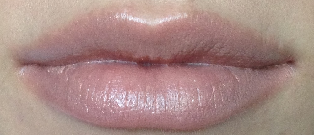 "FLOWER ""Kiss Stick High Shine Lip Color"" - LS10 Nude Narcissus"