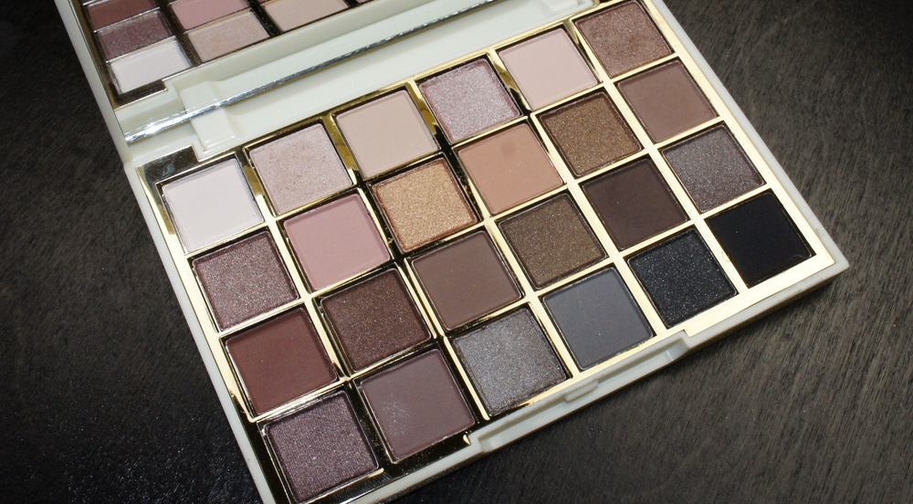 Sonia Kashuk Limited Edition Eye on Neutral Matte/Shimmer Palette