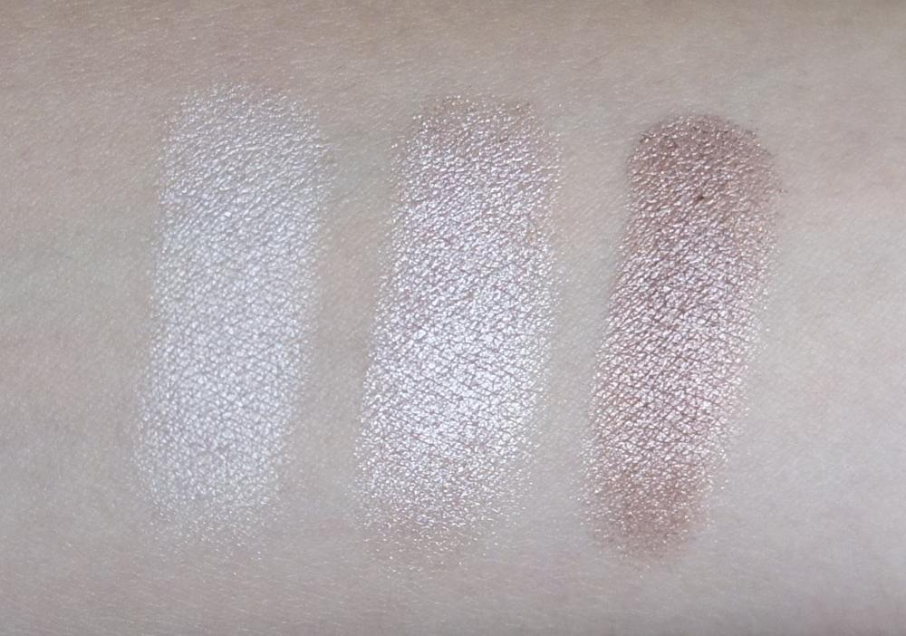 Sonia Kashuk - Eye Couture - Eye on Neutral Shimmer 3 (First Row)