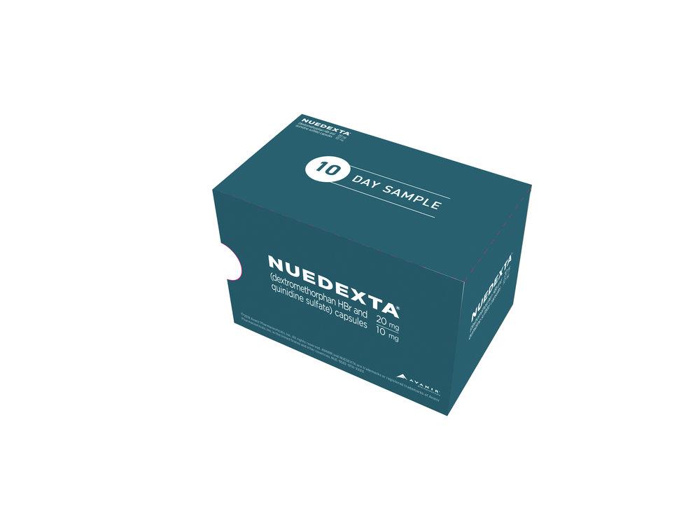 Sample starter kit box