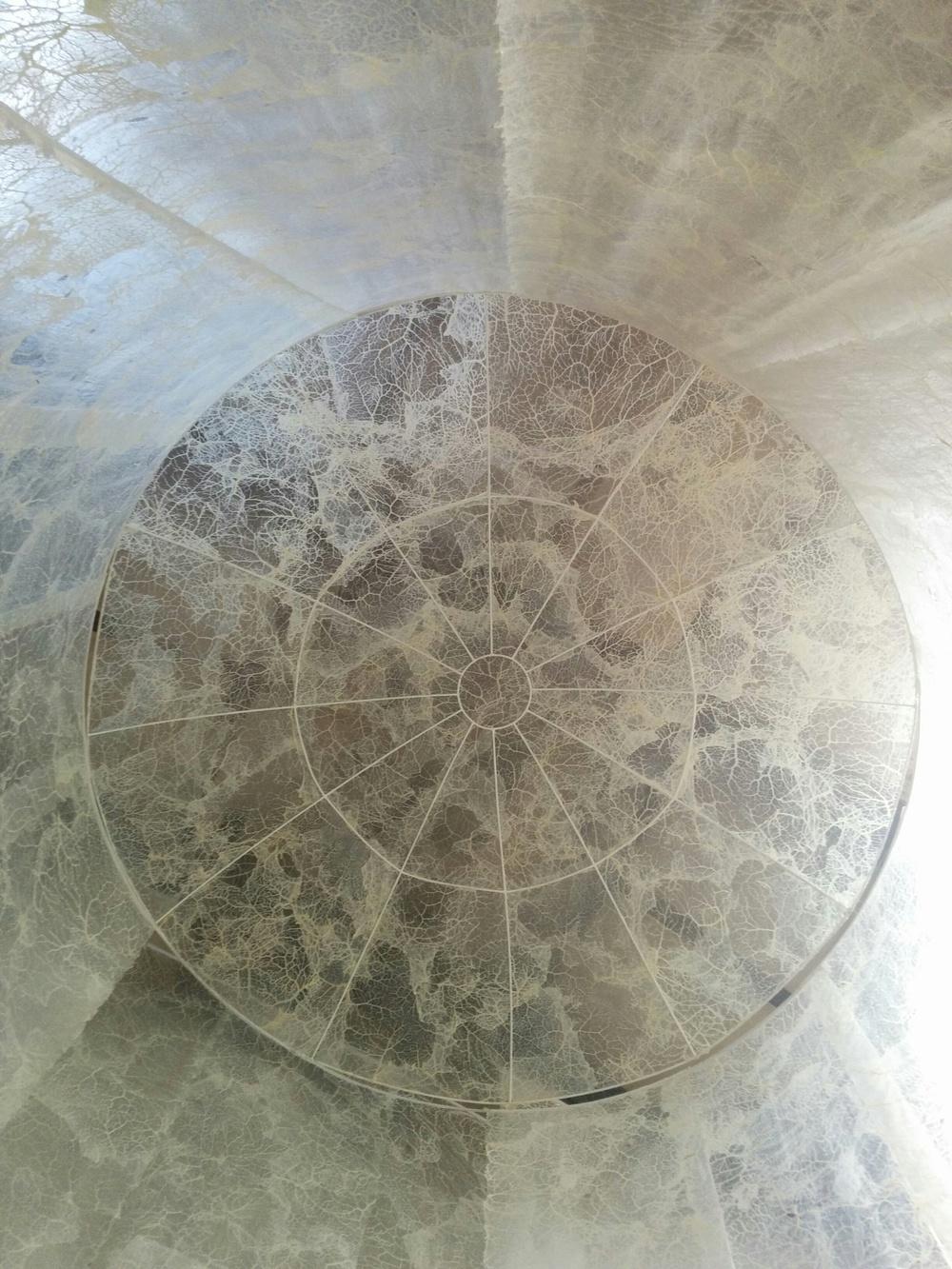 Elpida Hadzi-Vasileva, Fragility (Roof detail)